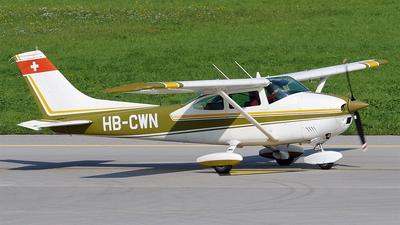 A picture of HBCWN - Cessna 182P Skylane - [61794] - © Hugo Schwarzer