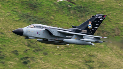 ZG771 - Panavia Tornado GR.4 - United Kingdom - Royal Air Force (RAF)