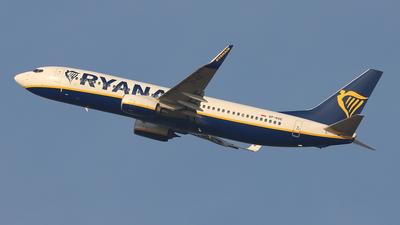 SP-RSE - Boeing 737-8AS - Ryanair Sun