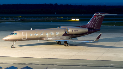 D-AGVS - Gulfstream G450 - Windrose Air