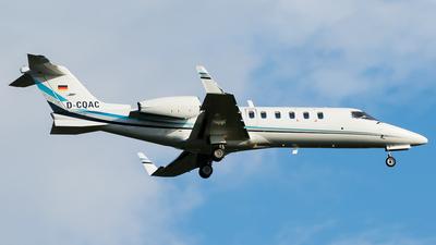 D-CQAC - Bombardier Learjet 45 - Quick Air Jet Charter