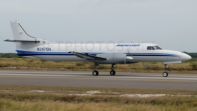 N247DH - Fairchild SA227-AT Expediter - Ameriflight