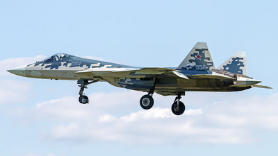 054 - Sukhoi T-50 - Russia - Air Force