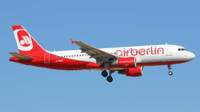 D-ABNT - Airbus A320-214 - Eurowings (Air Berlin)