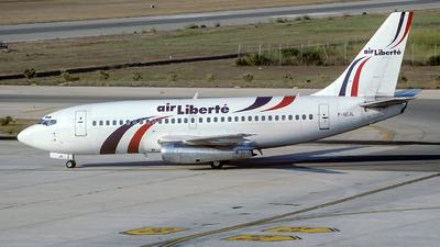 F-GCJL - Boeing 737-222 - Air Liberté