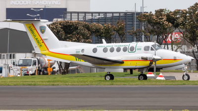 A picture of VHLTQ - Beech B200C Super King Air - [BL170] - © Mark B Imagery
