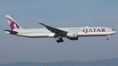 A7-BAH - Boeing 777-3DZER - Qatar Airways