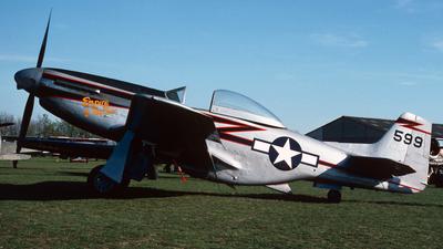 F-AZFI - North American P-51D Mustang - Private