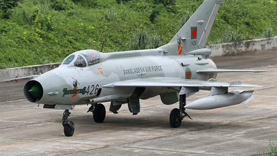 1426 - Chengdu F-7MB - Bangladesh - Air Force