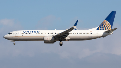 N68821 - Boeing 737-924ER - United Airlines