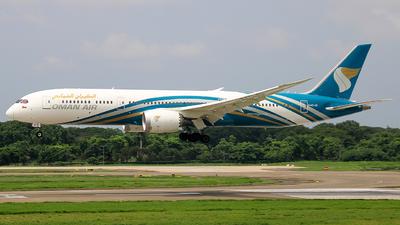 A picture of A4OSI - Boeing 7879 Dreamliner - Oman Air - © Yudhistira Adityawardhana