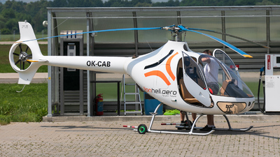 OK-CAB - Hélicoptères Guimbal Cabri G2 - LION Helicopters