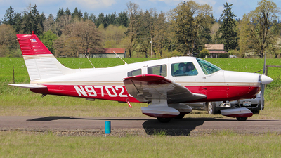 N9702C - Piper PA-28-161 Warrior II - Private