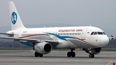 VP-BFY - Airbus A320-214 - Vladivostok Air