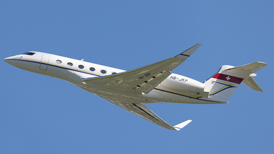 HB-JKP - Gulfstream G650ER - Jet Aviation Business Jets
