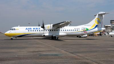 XY-AJC - ATR 72-212A(500) - Air KBZ