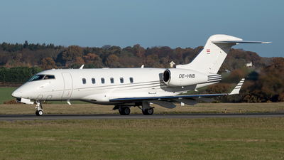 OE-HNB - Bombardier BD-100-1A10 Challenger 300 - Private