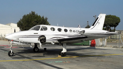 4X-CIP - Cessna 340A - Private