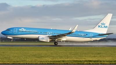 PH-BXD - Boeing 737-8K2 - KLM Royal Dutch Airlines