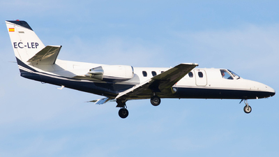EC-LEP - Cessna 560 Citation V - Private