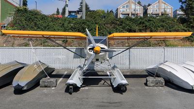 N617E - Zenair STOL CH 750 - Private