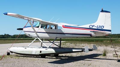 CF-UID - Cessna 185E Skywagon - Private