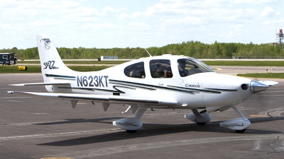 N623KT - Cirrus SR22 - Private