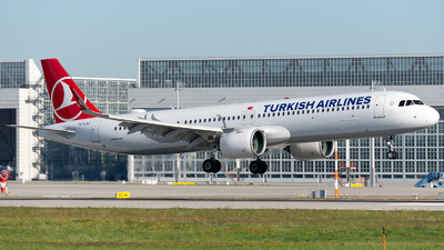 TC-LSJ - Airbus A321-271NX - Turkish Airlines