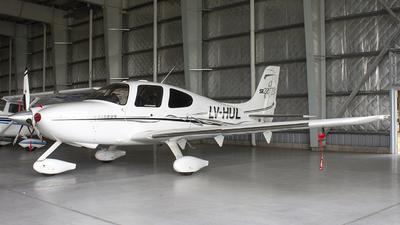 LV-HUL - Cirrus SR22-GTS - Private