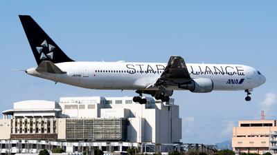 JA614A - Boeing 767-381(ER) - All Nippon Airways (ANA)