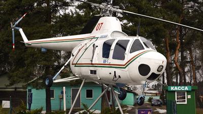 07 - Mil Mi-1 Hare - Belarus - DOSAAF