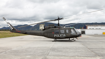 PNC-0736 - Bell UH-1H Huey II - Colombia - Police
