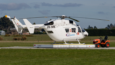 ZK-IVB - MBB BK117B-2 - Garden City Helicopters