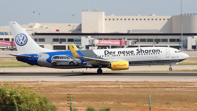 D-AHFB - Boeing 737-8K5 - TUIfly