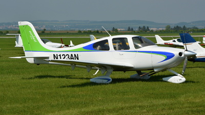 N123AN - Cirrus SRV - Private