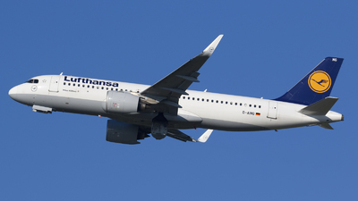 A picture of DAING - Airbus A320271N - Lufthansa - © Rafal Pruszkowski