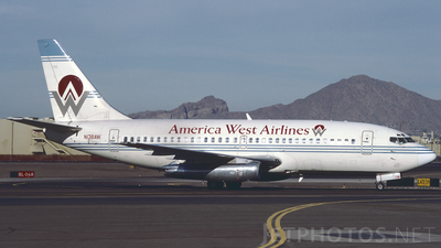 N138AW - Boeing 737-2E3(Adv) - America West Airlines