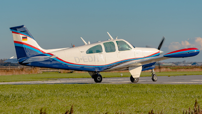 D-EDAH - Beechcraft F33A Bonanza - Private