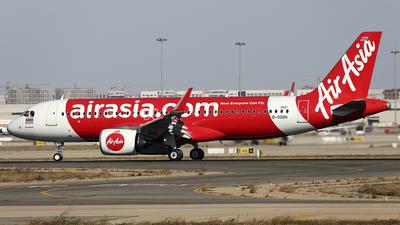 B-000N - Airbus A320-251N - AirAsia