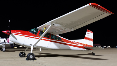 N4095A - Cessna A185F AgCarryall  - Private