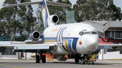 HK-1271 - Boeing 727-24C - Líneas Aéreas Suramericanas