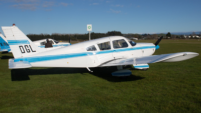 ZK-DGL - Piper PA-28-180 Cherokee Challenger - Private