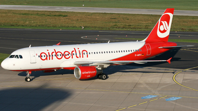 D-ABFC - Airbus A320-214 - Air Berlin