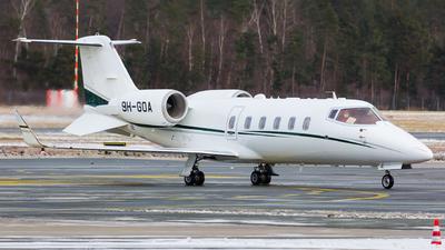 9H-GOA - Bombardier Learjet 60XR - Private
