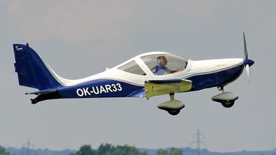 OK-UAR33 - Evektor Harmony - Private