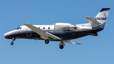N283MM - Cessna 560XL Citation Excel - Private