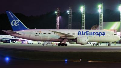 EC-MNS - Boeing 787-8 Dreamliner - Air Europa