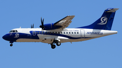 CU-T1456 - ATR 42-500 - Aerogaviota