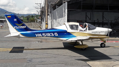 HK-5183-G - Tecnam P2002JF Sierra - Flying Center
