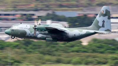 FAB2471 - Lockheed C-130M Hercules - Brazil - Air Force